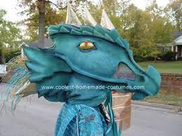 homemade dragon costumes