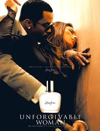 fragrance commercials