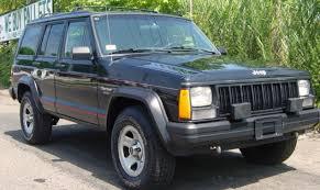 jeep cherokee 96