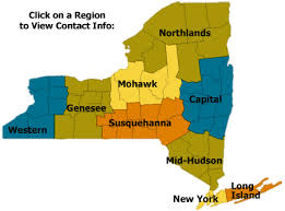 new york counties