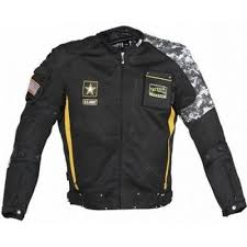 army motorcycle jackets