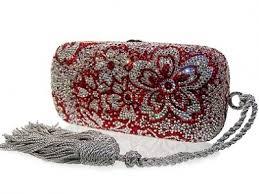 crystal handbags