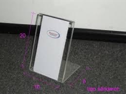 displays acrilico