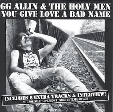 GG Allin - Teenage Twats