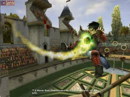 harry potter in quidditch