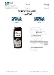 nokia model 2626