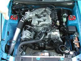 mustang v6 engine