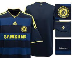 new chelsea away shirt 09 10