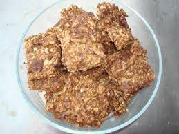 home made protein bar