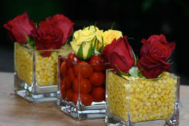grape centerpieces