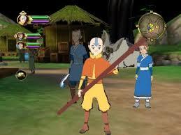 avatar last airbender game