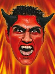 devil make up