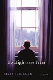 up high in the trees