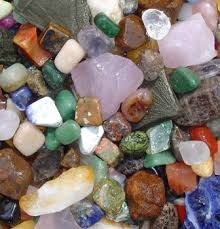 gemstones and minerals