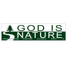 god is nature