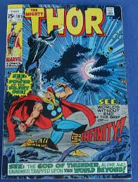 comic books thor