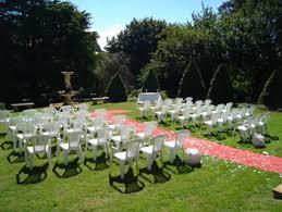 garden ceremonies
