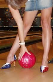 ladies bowling