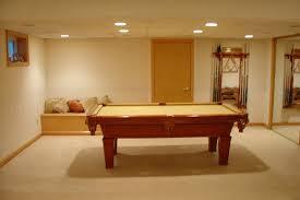 basement recessed lighting