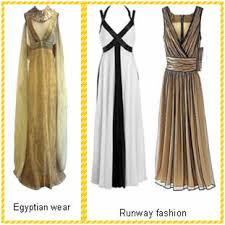 clothing egyptian