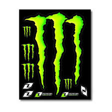 monster energy mx gear
