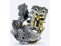 rm 250 motor