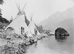native americans dwellings