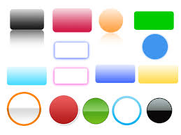 free buttons graphics