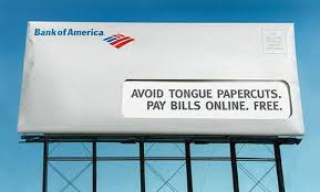 bank of america advertising
