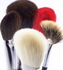 pictures of make up brushes