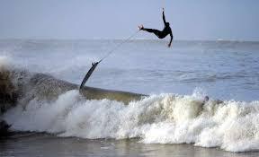 surfing beginner