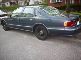 caprice police package