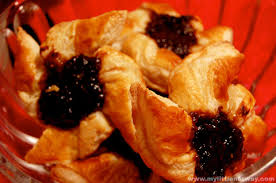 christmas pastry