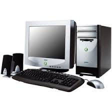 picture of desktop computer
