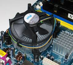 intel cpu heatsink