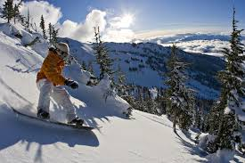 back country snowboard