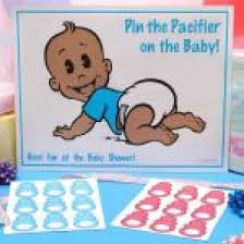 pin the diaper on the baby game