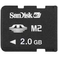 memory sticks 2gb