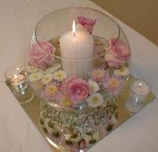 arreglos de mesa para bodas