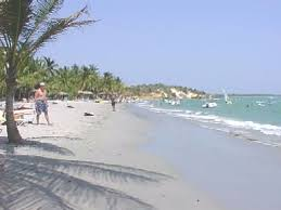 playa yaque