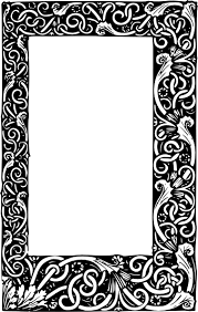ornate frame clipart