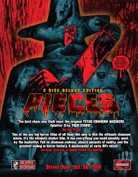 pieces dvd