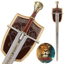 chronicles of narnia sword