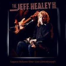jeff healey legacy