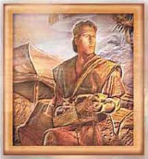 nephi and the brass plates