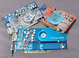 pci express graphic cards