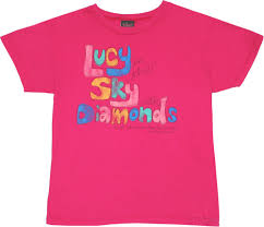 lucy in the sky with diamonds t shirt