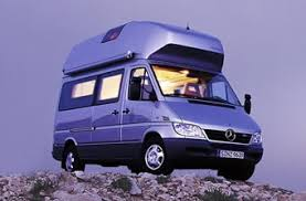 mercedes campervan
