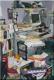 clutter photo