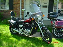 1985 honda shadow 1100